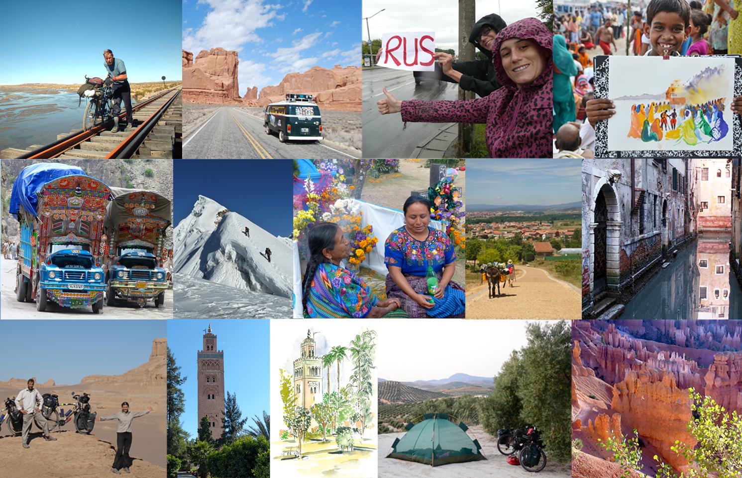 Festival rencontres de l'aventure