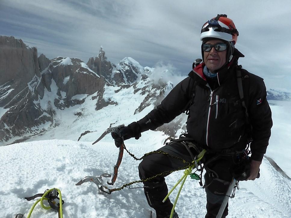 Sommet Cerro Dumbo 2