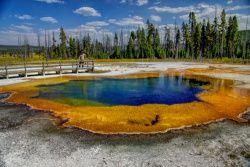 Les parcs nationaux américain
