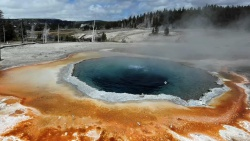 Etats Unis, Yellowstone