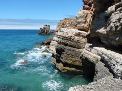 La côte atlantique portugaise en van