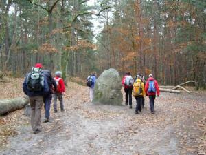 Randonnée Fontainebleau