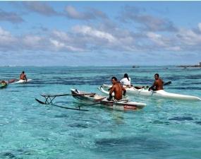 Webinaire Îles de rêve de la Polynésie