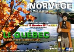 Norvége- Quebec