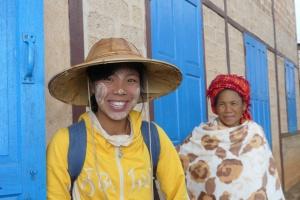 Myanmar, sourires de Birmanie