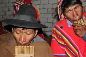Visioconférence Bolivie, terre de contrastes.