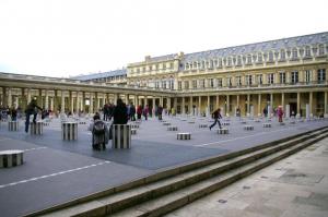 Visite salons privés du Palais Royal