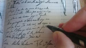 Atelier d'écriture « Ecrire au gré des pas