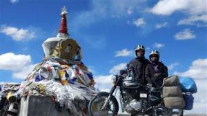 Le Ladakh à moto