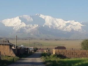 Visioconférence,road trip au Tadjikistan