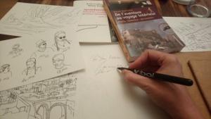 Atelier d'écriture « Ecrire au gré des pas Niveau 2