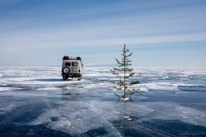 Visioconférence voyage autour du lac Baïkal