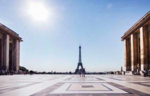 Balade du Trocadéro à l'ancien village de Passy