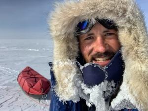 Visioconférence avec Matthieu Tordeur aventurier-eplorateur