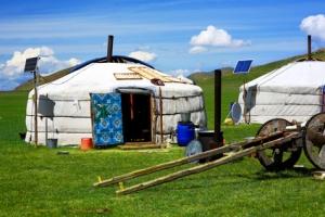 Visioconférence Mongolie