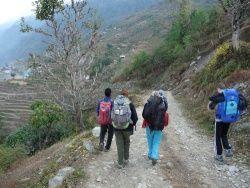 Retournons au Népal