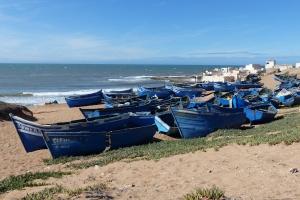 Maroc,  Errance au pied de l'Anti-Atlas