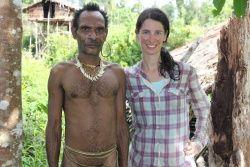 Chez les Korowaï (Papouasie-Indonésie)