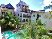 Jaanataan hotel à Lamu (Kenya)