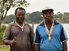 Guide/chauffeur pour la Papouasie/Nouvelle Guinée