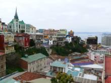 Découverte de Valparaiso à pied