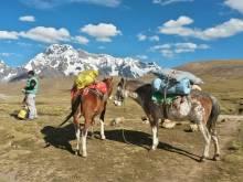 Pérou, le trek l'Ausangate