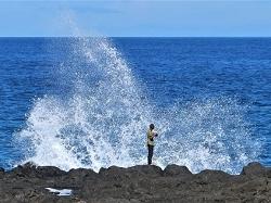 Pointe au sel ile de la Réunion