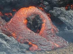 L' oeil du volcan