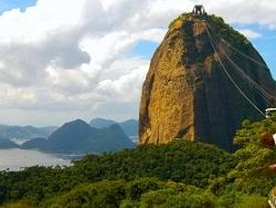 Contemplation brésilienne
