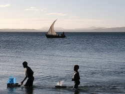 Baie d'Antsiranana Madagascar