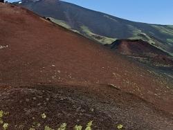 pentes de l'Etna