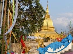 Oudomxay, nord Laos