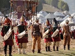 Archers Kirghizes