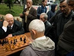 Joueurs d'échecs