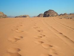 Wadi Rum Jordanie 1