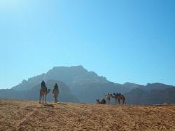Wadi Rum Jordanie 2