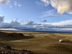Plaines Mongoles