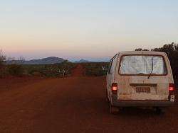 Seuls dans le bush australien