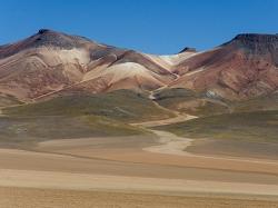 Sud Lipez désert de Siloli 2013