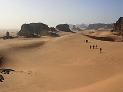 Randonnée saharienne