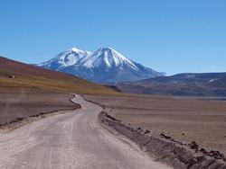 Sur la route du Chili