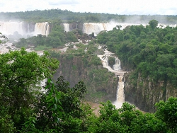 Chute d'd'Iguaçu