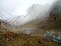 Zanskar-Vallée de la Kargyak Chu
