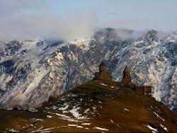 Au pied du Grand Caucase